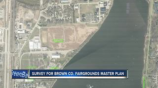 Brown County asking for public input for fairgrounds Master Plan - Video