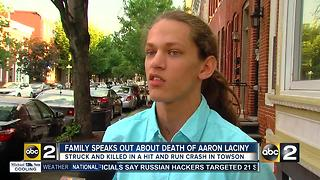 Family speaks out after fatal hit-and-run death of bicyclist - Video