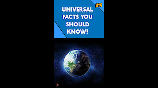 Top 4 Weird Universal Facts You Should Know About *