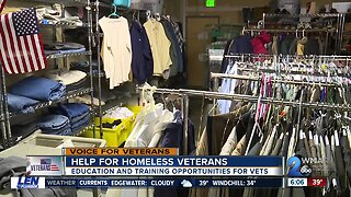 Help For Homeless Veterans Education and Training Opportunities