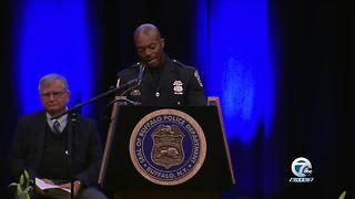 Officer Champion recalls fun memories of his partner, Officer Lehner - Video