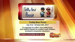 Teddy Bear Posse- 8/24/17 - Video