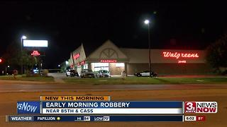 Walgreen's Robbery - Video