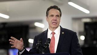 NY Gov. Andrew Cuomo Asks For Additional Federal Funding For States