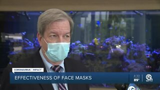 Do face masks stop the coronavirus? Health experts weigh in