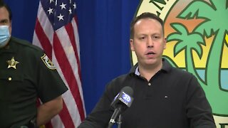 WEB EXTRA: Palm Beach County leaders give coronavirus update
