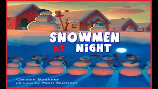 Snowmen At Night | Read Aloud | Simply Storytime