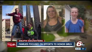 Delphi girls killed eight month ago - Video