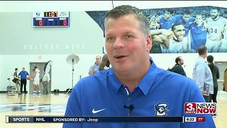 Creighton Basketball Media Day - Video