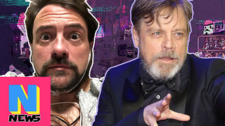 Kevin Smith Suffers MASSIVE Heart Attack, Mark Hamill in Guardians of the Galaxy 3? | NerdWire News - Video