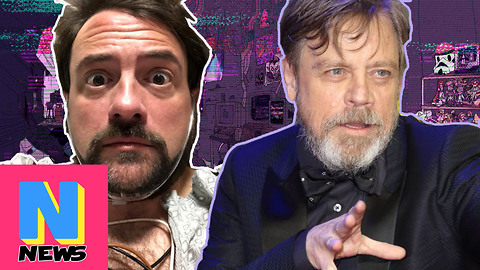 Kevin Smith Suffers MASSIVE Heart Attack, Mark Hamill in Guardians of the Galaxy 3? | NerdWire News