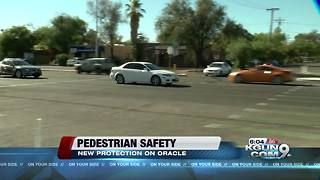 Pedestrian deaths lead to safety boost on Oracle Road - Video