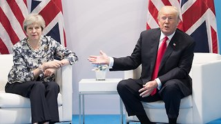 Trump Says Russia 'Must Provide Answers' On Chemical Attack In UK - Video