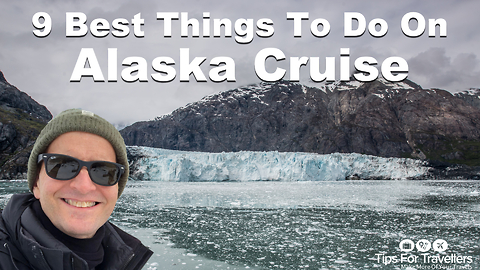 9 best things to do on an Alaskan cruise