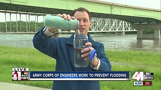 Army Corps of Engineers working to prevent flooding