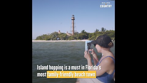 Island Hopping Is A Must In Florida's Most Family-Friendly Beach Town