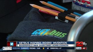 Get Bus Inspires Riders' Invention