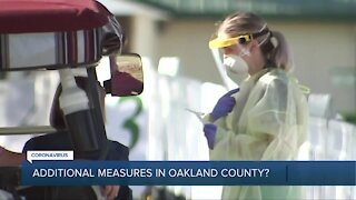 Oakland Co. Executive Dave Coulter talks prep for possible COVID-19 vaccine distribution