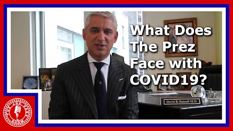 What Does Trump Face with COVID19?