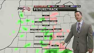 Dustin's Forecast 1-8 - Video