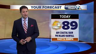 Monday Forecast - Video