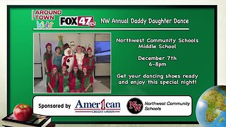 Around Town - NW Annual Daddy Daughter Dance - 11/29/19