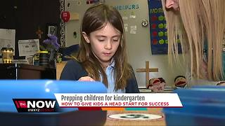 Experts: Preparing children for kindergarten pays dividends in years ahead - Video