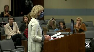 Public hearing held on Omaha mask mandate extension