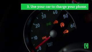 5 ways to keep your cell phone charged | Clark Howard - Video
