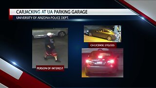 UAPD looking to identify two suspects involving a carjacking