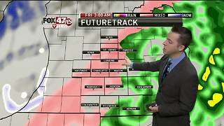 Dustin's Forecast 1-10 - Video