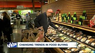 Younger generation changing trends in food buying