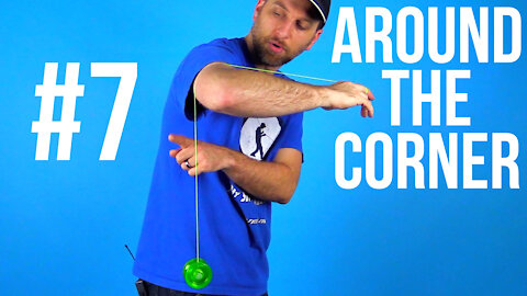 07 Around the Corner Yoyo Trick - Learn How