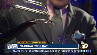 National Wine Day Today