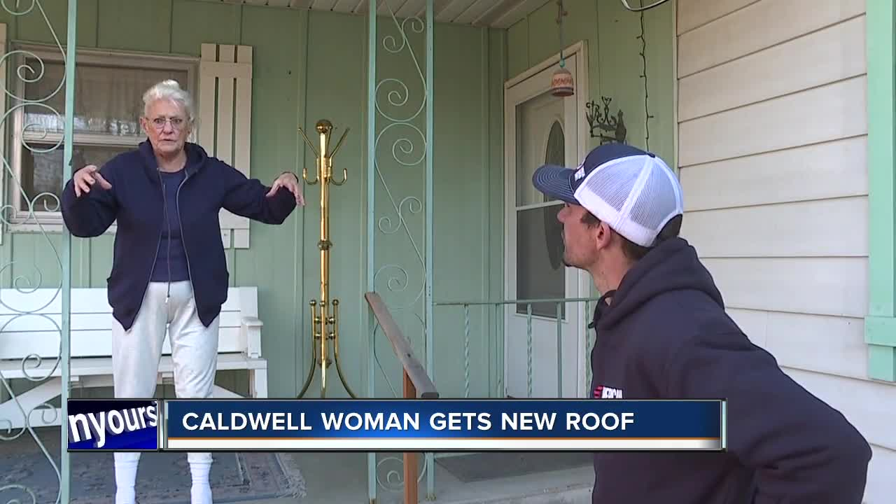 Local roofer is redoing roofs for people in need