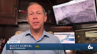 Scott Dorval's Idaho News 6 Forecast - Friday 9/25/20