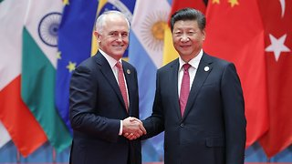 Australia's Close Ties To China Weaken In Trump Era - Video