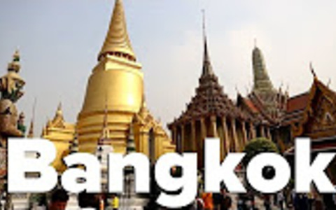 What to see and eat in Bangkok, Thailand
