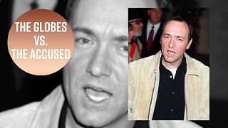 How did the Golden Globes deal with the accused? - Video