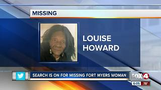 Missing 80-year-old Fort Myers woman