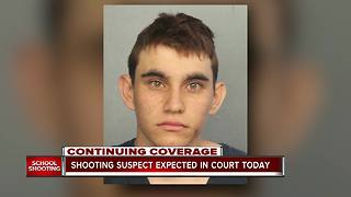 Florida school shooting suspect Nikolas Cruz expected in court Thursday - Video