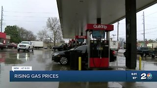 Gas experts find link between spike in gas prices and road rage