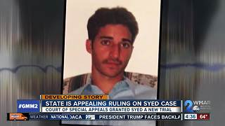 Adnan Syed case: State asks Court of Appeals to reverse March ruling - Video
