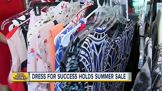 Dress for Success to hold inventory reduction sale