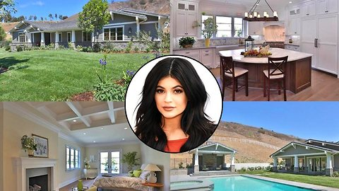 Kylie Jenner splashes out $4.5 million on her third house