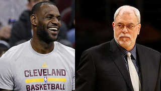 LeBron James Gets the Last Laugh Against Phil Jackson - Video
