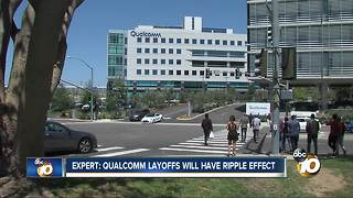 Expert: Qualcomm layoffs will have ripple effect