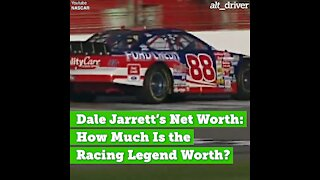 Dale Jarrett's Net Worth: How Much Is the Racing Legend Worth?