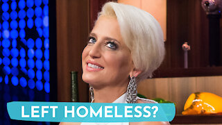RHONY's Dorinda Medley Might Be Left HOMELESS After being FIRED!