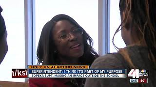 From OP to Topeka: A Superintendent's life - Video